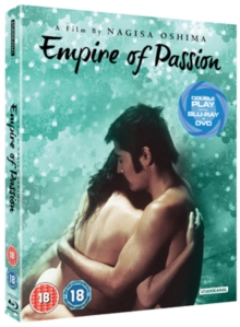 Empire of Passion, Blu-ray