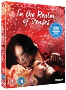 In the Realm of the Senses, Blu-ray