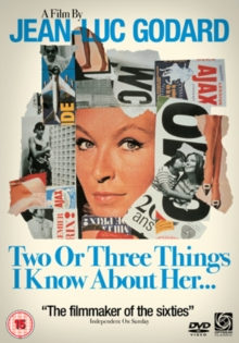 Two Or Three Things I Know About Her..., DVD