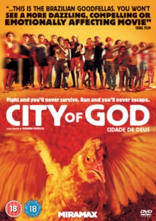 City of God, DVD  DVD