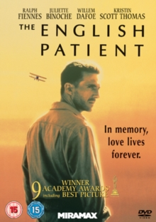 The English Patient, DVD