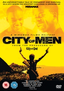 City of Men, DVD  DVD