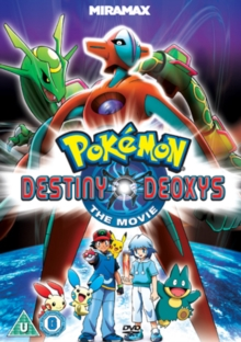 Pokemon: Destiny Deoxys, DVD