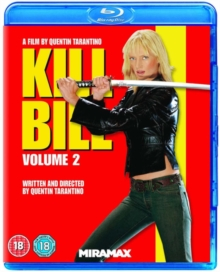 Kill Bill: Volume 2, Blu-ray
