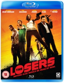 The Losers, Blu-ray