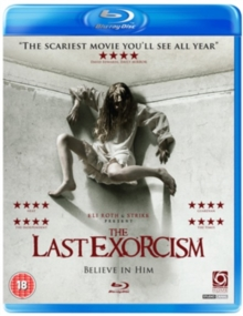 The Last Exorcism, Blu-ray