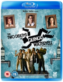 The Two Deaths of Quincas Wateryell, Blu-ray