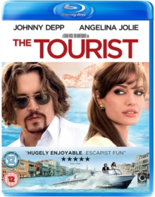 The Tourist, Blu-ray