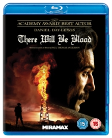 There Will Be Blood, Blu-ray  BluRay