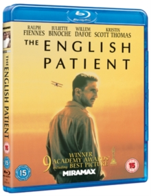 The English Patient, Blu-ray