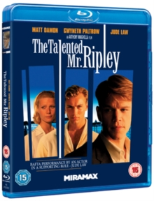 The Talented Mr Ripley, Blu-ray