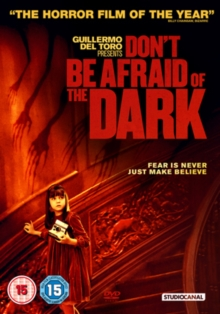 Don't Be Afraid of the Dark, DVD