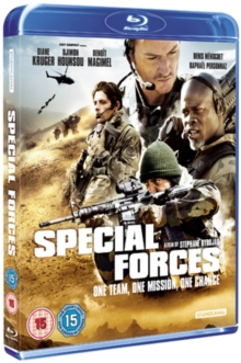 Special Forces, Blu-ray