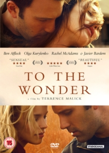 To the Wonder, DVD
