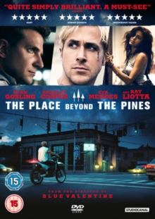 The Place Beyond the Pines, DVD