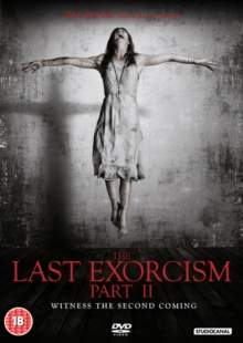 The Last Exorcism Part 2 - The Beginning of the End, DVD