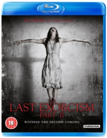 The Last Exorcism Part 2 - The Beginning of the End, Blu-ray