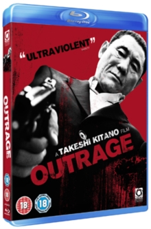 Outrage, Blu-ray  BluRay