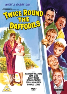 Twice Round the Daffodils, DVD