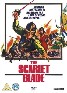 The Scarlet Blade, DVD