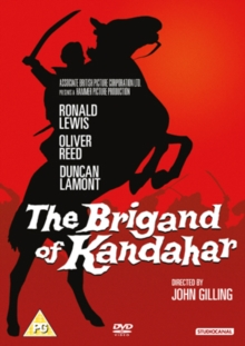 The Brigand of Kandahar, DVD DVD