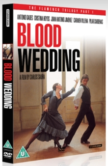 Blood Wedding, DVD