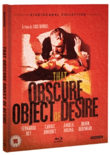 That Obscure Object of Desire, Blu-ray