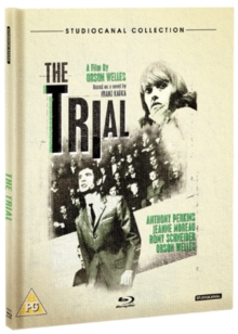 The Trial, Blu-ray