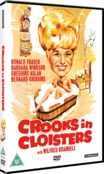 Crooks in Cloisters, DVD  DVD