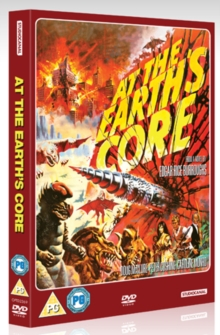 At the Earth's Core, DVD