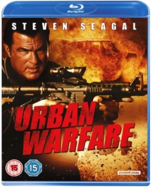 Urban Warfare, Blu-ray  BluRay