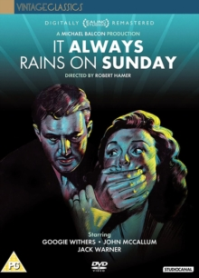 It Always Rains on Sunday, DVD