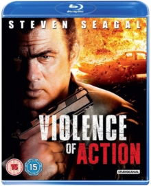 Violence of Action, Blu-ray