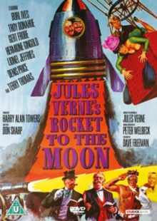 Jules Verne's Rocket to the Moon, DVD