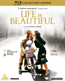 Life Is Beautiful, Blu-ray