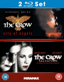 The Crow: City of Angels/The Crow: Salvation, Blu-ray BluRay