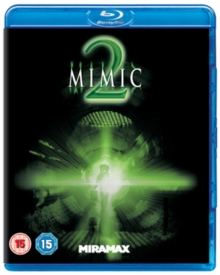 Mimic 2, Blu-ray  BluRay
