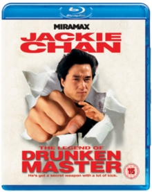 The Legend of Drunken Master, Blu-ray