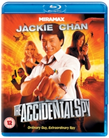 The Accidental Spy, Blu-ray