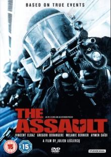 The Assault, DVD DVD