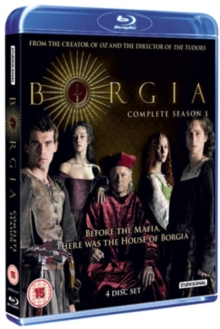 Borgia: Complete Season 1, Blu-ray  BluRay