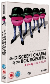 Discreet Charm of the Bourgeoisie, DVD