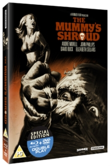 The Mummy's Shroud, Blu-ray