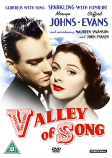 Valley of Song, DVD