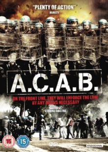 ACAB - All Cops Are Bastards, DVD  DVD