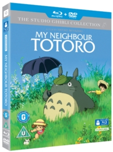My Neighbour Totoro, Blu-ray