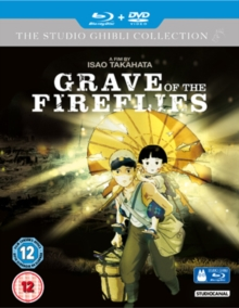 Grave of the Fireflies, Blu-ray