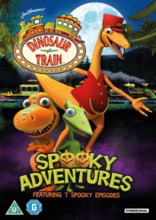 Dinosaur Train: Spooky Adventures, DVD  DVD