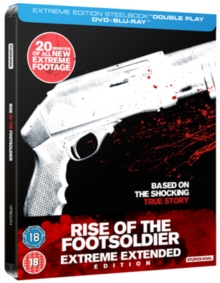 Rise of the Footsoldier: Extreme Extended Edition, Blu-ray