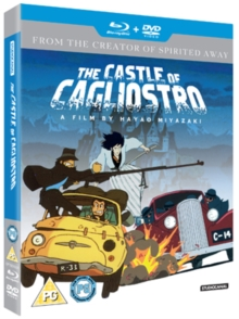 The Castle of Cagliostro, Blu-ray